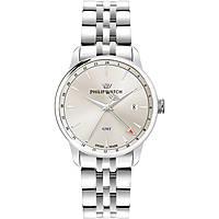 orologio solo tempo uomo Philip Watch Anniversary R8253150003