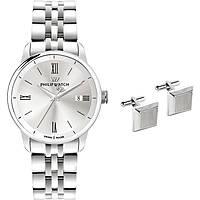 orologio solo tempo uomo Philip Watch Anniversary R8253150004