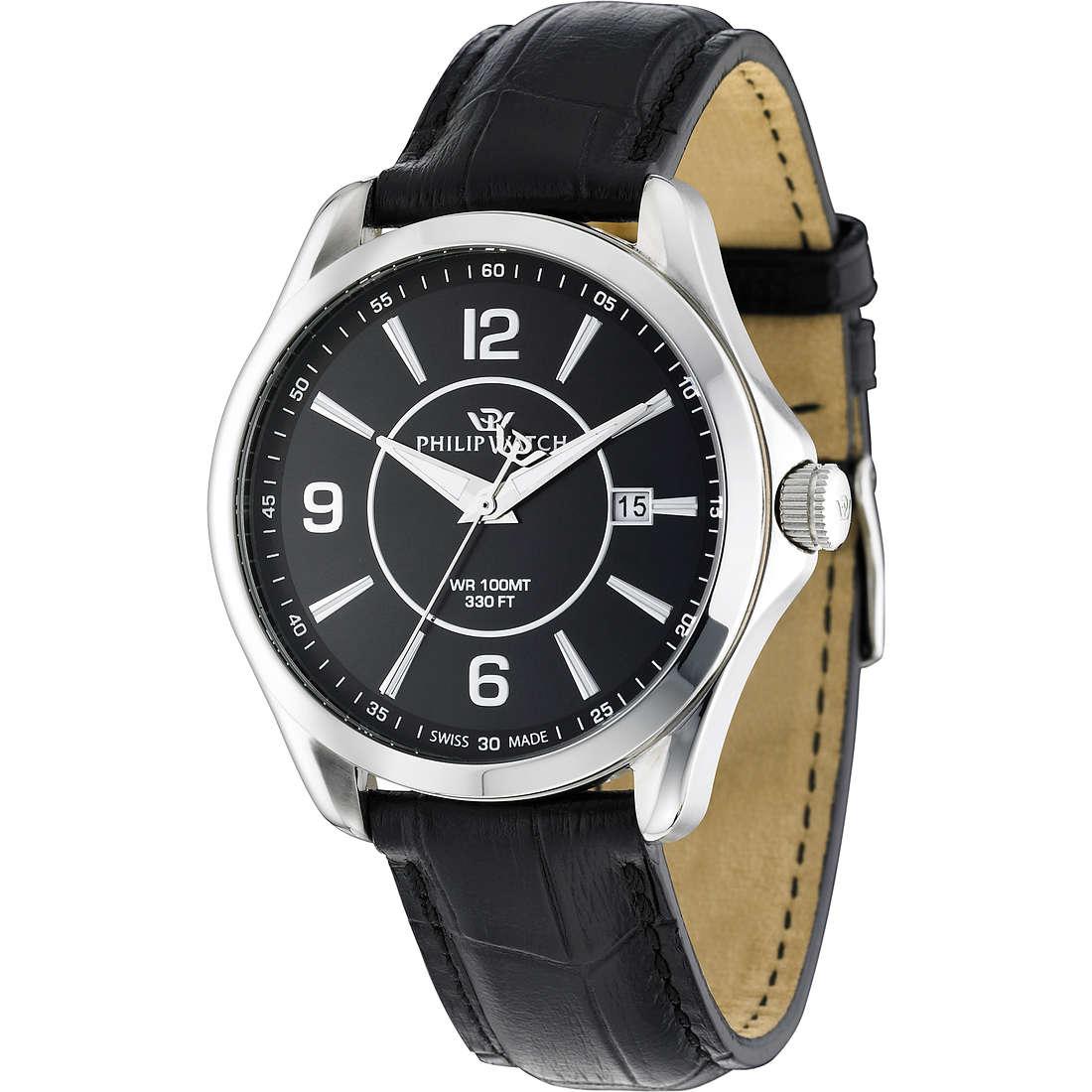 orologio solo tempo uomo Philip Watch Blaze R8251165001