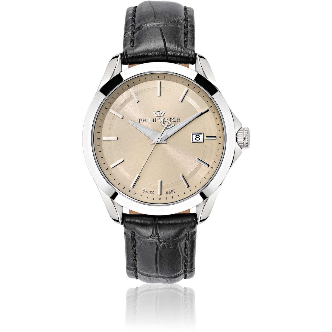 orologio solo tempo uomo Philip Watch Blaze R8251165003