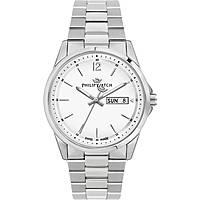 orologio solo tempo uomo Philip Watch Capetown R8253212002