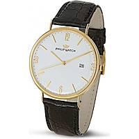 orologio solo tempo uomo Philip Watch Capsulette R8051551010
