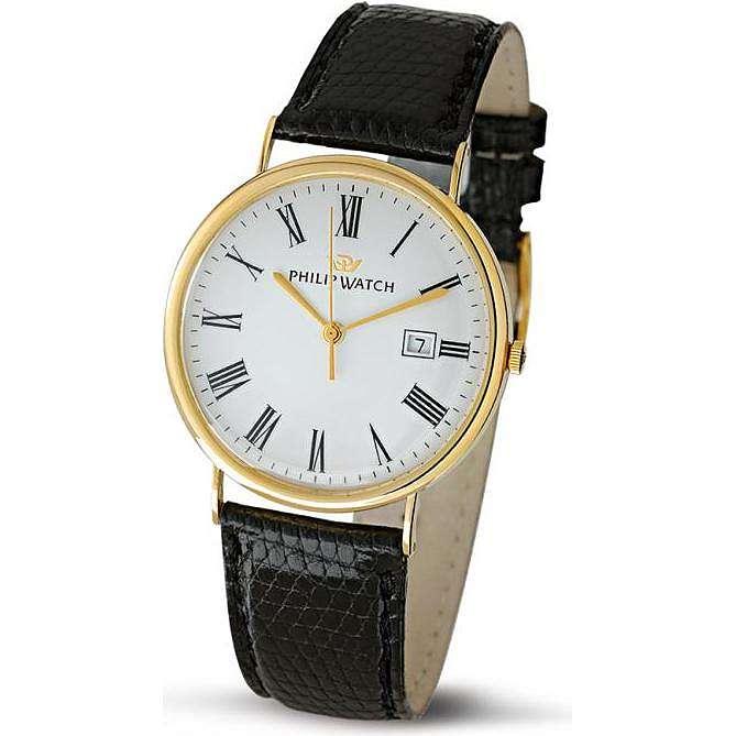 orologio solo tempo uomo Philip Watch Capsulette R8051551161