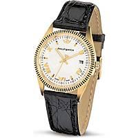 orologio solo tempo uomo Philip Watch Caribe R8051121045