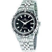 orologio solo tempo uomo Philip Watch Caribe R8223597002