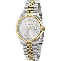 orologio solo tempo uomo Philip Watch Caribe R8253107010