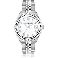 orologio solo tempo uomo Philip Watch Caribe R8253597022