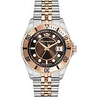 orologio solo tempo uomo Philip Watch Caribe R8253597025