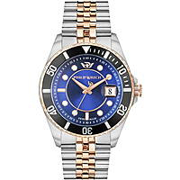 orologio solo tempo uomo Philip Watch Caribe R8253597026