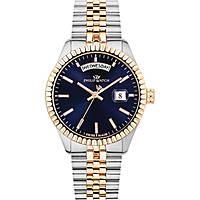 orologio solo tempo uomo Philip Watch Caribe R8253597032