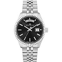 orologio solo tempo uomo Philip Watch Caribe R8253597033