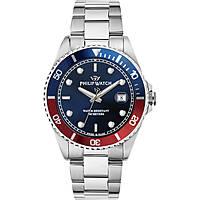 orologio solo tempo uomo Philip Watch Caribe R8253597042