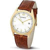 orologio solo tempo uomo Philip Watch Gold Story R8011480071