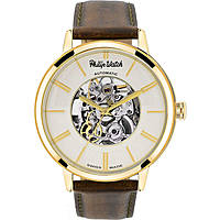 orologio solo tempo uomo Philip Watch Grand Archive R8221598001