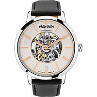 orologio solo tempo uomo Philip Watch Grand Archive R8221598003