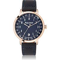 orologio solo tempo uomo Philip Watch Grand Archive R8251598001