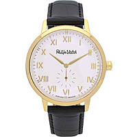 orologio solo tempo uomo Philip Watch Grand Archive R8251598005