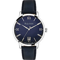 orologio solo tempo uomo Philip Watch Grand Archive R8251598007