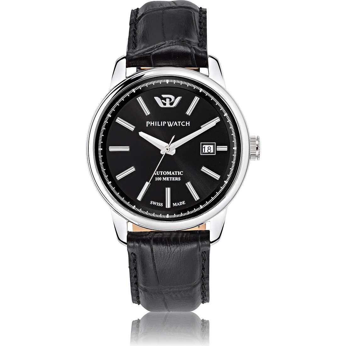 orologio solo tempo uomo Philip Watch Kent R8221178002