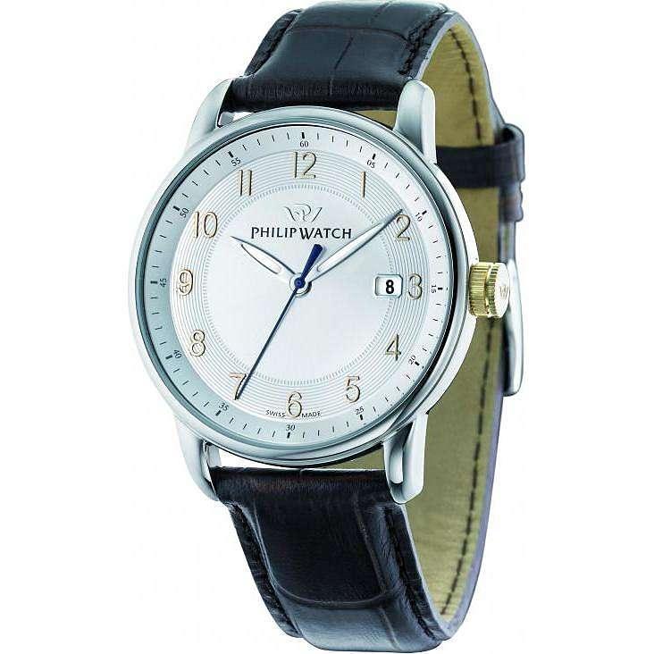orologio solo tempo uomo Philip Watch Kent R8251178004