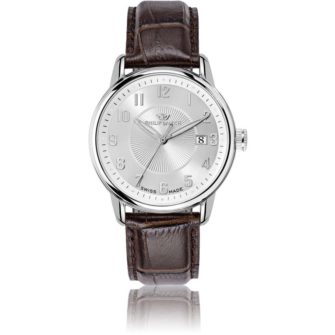 orologio solo tempo uomo Philip Watch Kent R8251178010