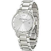orologio solo tempo uomo Philip Watch Kent R8253178006