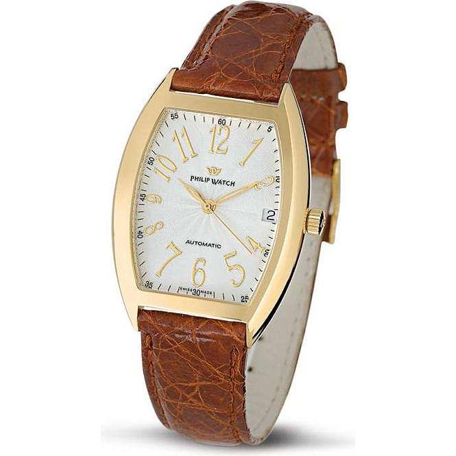 orologio solo tempo uomo Philip Watch Panama R8021850021
