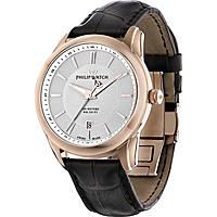 orologio solo tempo uomo Philip Watch Seahorse R8251196004