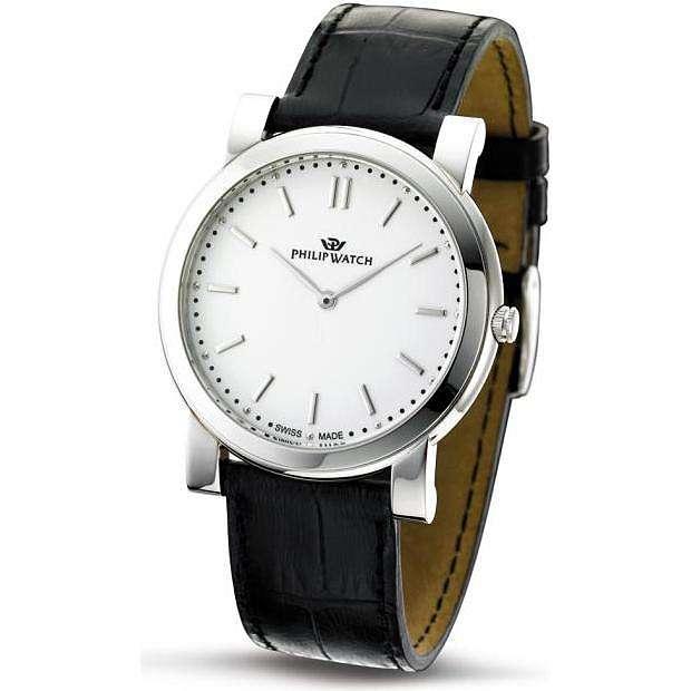 orologio solo tempo uomo Philip Watch Slim R8251193245