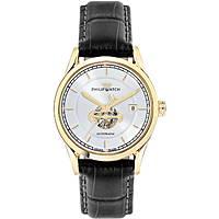 orologio solo tempo uomo Philip Watch Sunray R8221180009