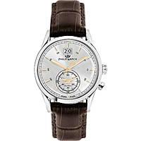 orologio solo tempo uomo Philip Watch Sunray R8251180009