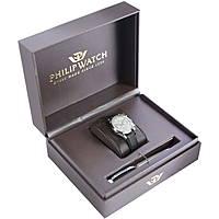 orologio solo tempo uomo Philip Watch Sunray R8271908008