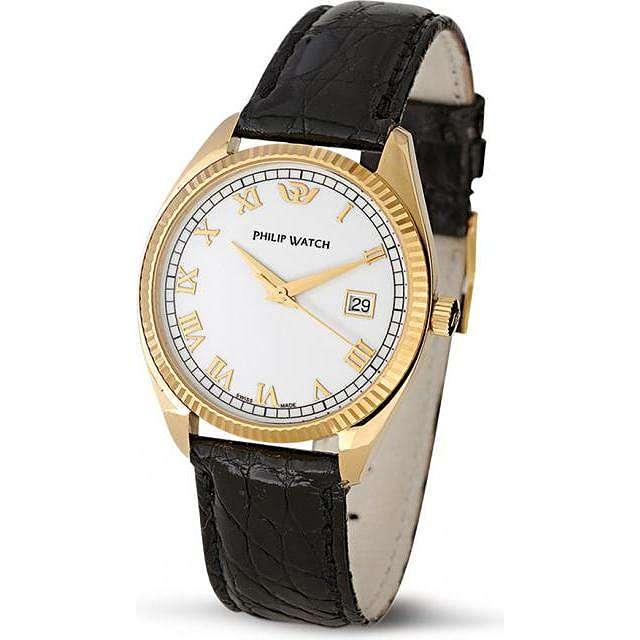 orologio solo tempo uomo Philip Watch Thumbel R8051300021