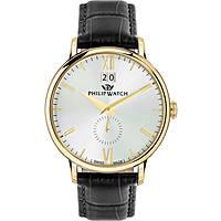 orologio solo tempo uomo Philip Watch Truman R8251595002