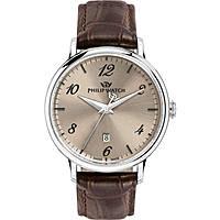 orologio solo tempo uomo Philip Watch Truman R8251595004