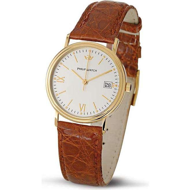 orologio solo tempo uomo Philip Watch Velvet R8051180015