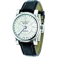orologio solo tempo uomo Philip Watch Wales R8221193003