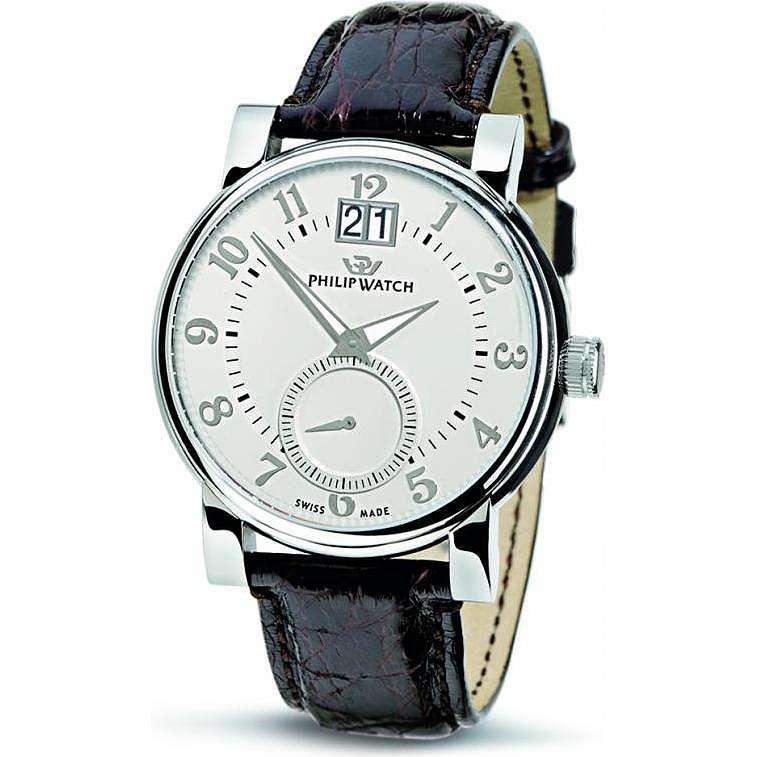 orologio solo tempo uomo Philip Watch Wales R8251193065