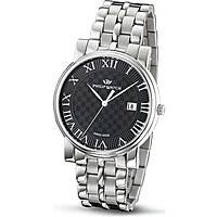 orologio solo tempo uomo Philip Watch Wales R8253193125