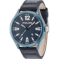 orologio solo tempo uomo Police Denton R1451287001