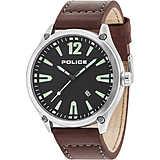 orologio solo tempo uomo Police Denton R1451287002