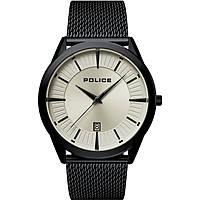orologio solo tempo uomo Police Patriot R1453296002