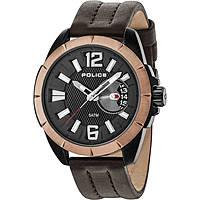orologio solo tempo uomo Police Pitcher R1451289001
