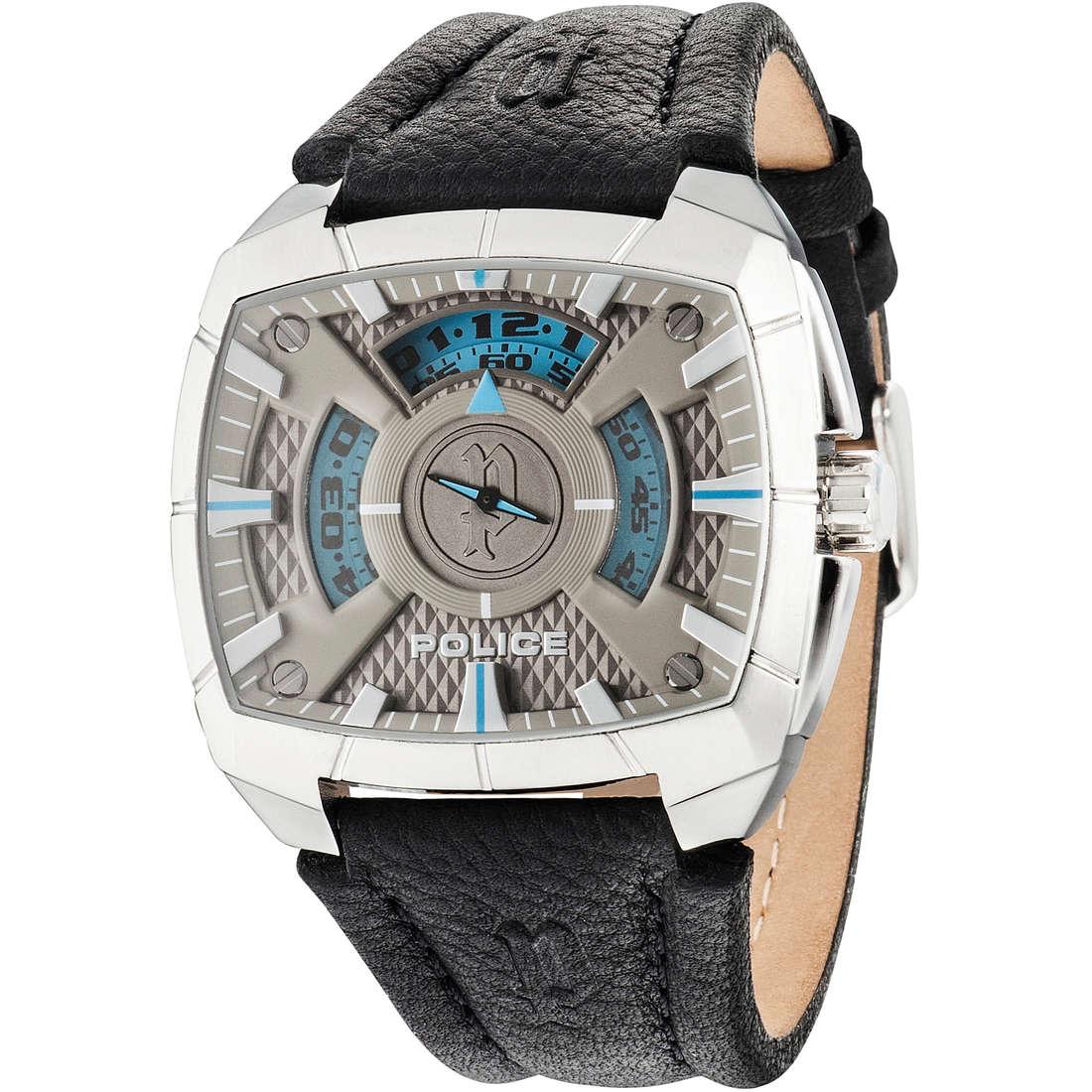 orologio solo tempo uomo Police R1451270001
