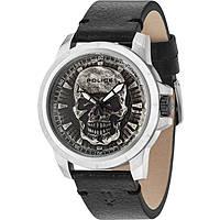 orologio solo tempo uomo Police Reaper R1451242003