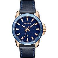 orologio solo tempo uomo Police Smart Style R1451306006