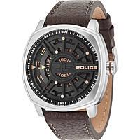 orologio solo tempo uomo Police Speed Head R1451290001