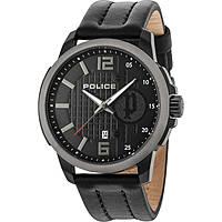 orologio solo tempo uomo Police Squad R1451291002