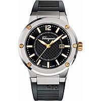 orologio solo tempo uomo Salvatore Ferragamo F-80 FIF010015