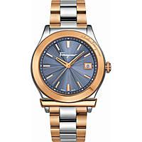 orologio solo tempo uomo Salvatore Ferragamo Ferragamo FF3240015